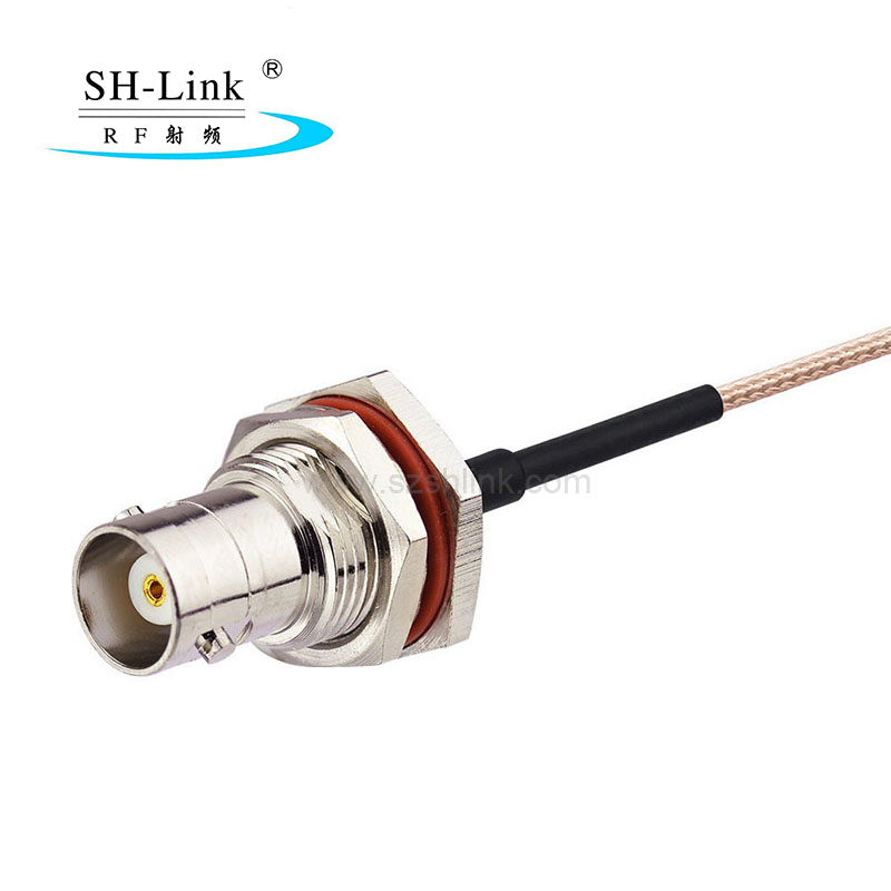 outdoor coaxial cable RG316 with waterproof TNC female to UFL wholesale