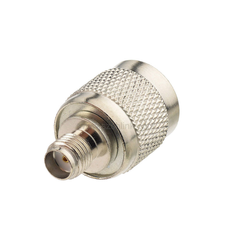 RP TNC male to SMA female adaptor connector
