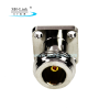 N type female connector manufacturer,N jack waterproof with flange
