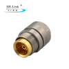 "Custom RF Cable connector BMA female Jack Semi Rigid RG405 .086"" Coax"