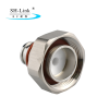 RF coaxial DIN male connector