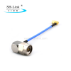 N male right angle-SMA male right angle coxial cable