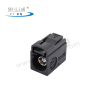 GPS Fakra RF Connector Vertical Type Fakra A Connector for RG174 RG316 LMR100 RG58